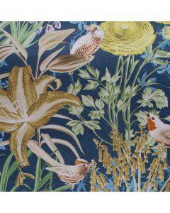 26730 MOOREA BLUEBERRY Tapete iz flisa Tapetedekor