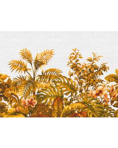 5-DD118532 Tropical Wall 2 Fototapeta flis 350×255 cm
