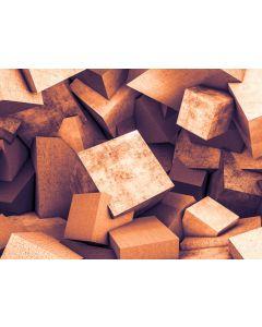 22-DD118736 Concrete Blocks 2 Fototapeta flis 350×255 cm