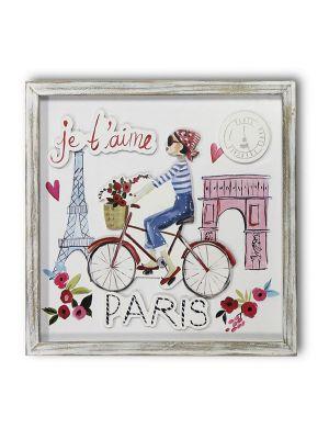 004668 Paris with Love slika Tapetedekor