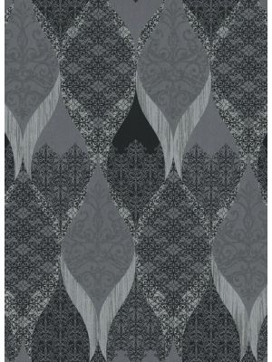 41006-40 DELUXE by Guido Maria Kretschmer - Non Woven s steklenimi kristalčki