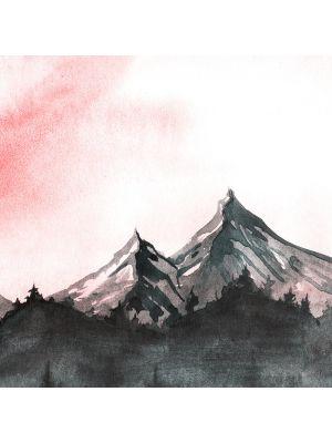 26-DD118608 Mountain 2 Fototapeta flis 350×255 cm