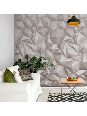 A35001 Concrete Stones 3D Flis Fototapeta Tapetedekor