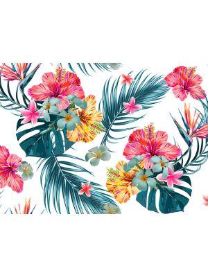 10-DD118568 Tropical art Fototapeta flis 350×255 cm