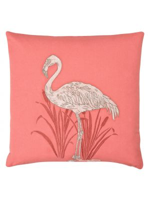 008249 Lagoon Coral Cushion
