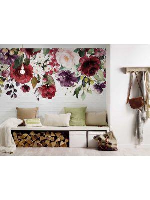 27-DD118526 Flora wall Fototapeta flis 350×255 cm