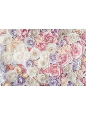 F-1003 PASTELL ROSES