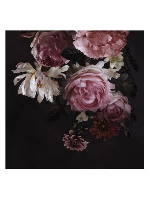 F-1164 Pink Flowers
