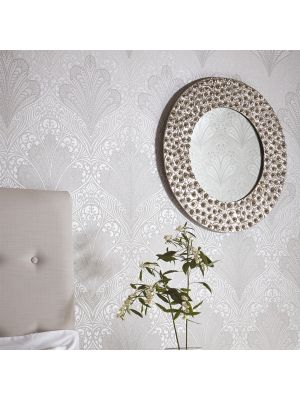008289 Tondo Mirror Silver