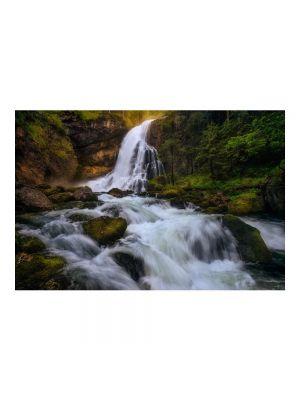 F-1063 Spring waterfall